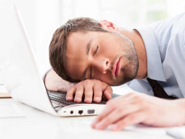 alcohol recovery tiredness
