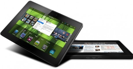 PlayBook tablets