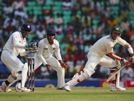 India-Australia Test series