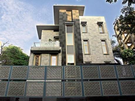 Sachin's house