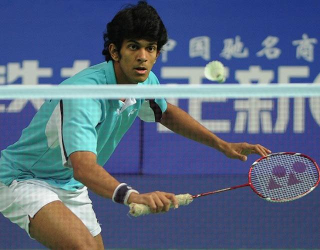 Ajay Jayaram (Badminton)