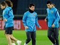 High-flying Barca battle Al Sadd, jet lag