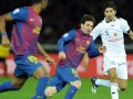 Barca blast Al Sadd to set up Santos final