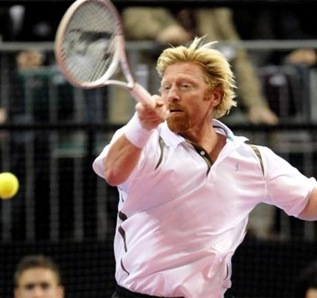 Becker sees German tennis