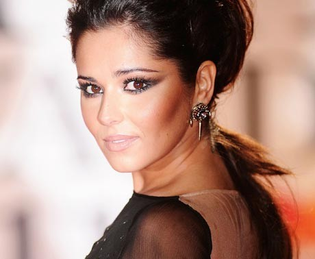 Cheryl Cole's back-up flats