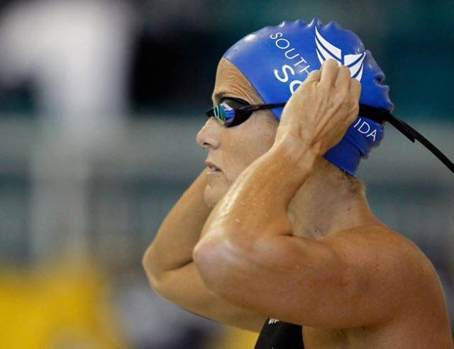 Swimming: Torres finishes second in Atlanta