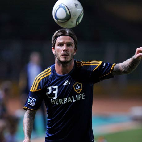 Beckham deal with PSG not yet done