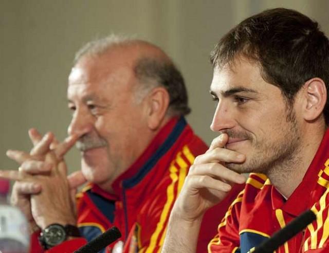 Del Bosque warns of Italian threat in Euro 2012