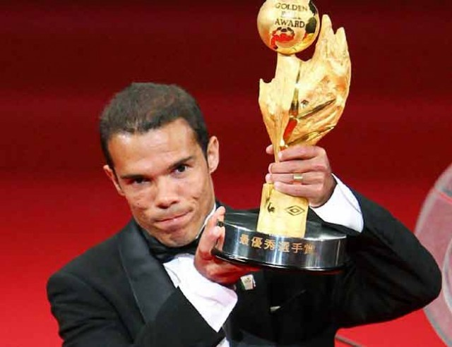 Leandro Domingues is J-League Player of Year