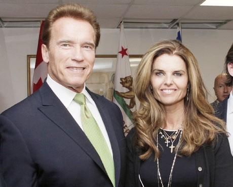Maria Shriver unsure of divorcing Arnold Schwarzenegger
