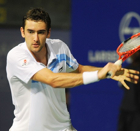 Injured Cilic drops out of Chennai Open