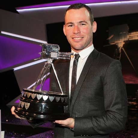 Cavendish voted BBC sports personality of 2011