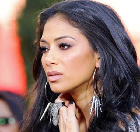 Scherzinger's crazy night ideas!