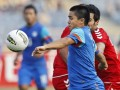 SAFF Championship: Spirited Afghanistan hold India 1-1