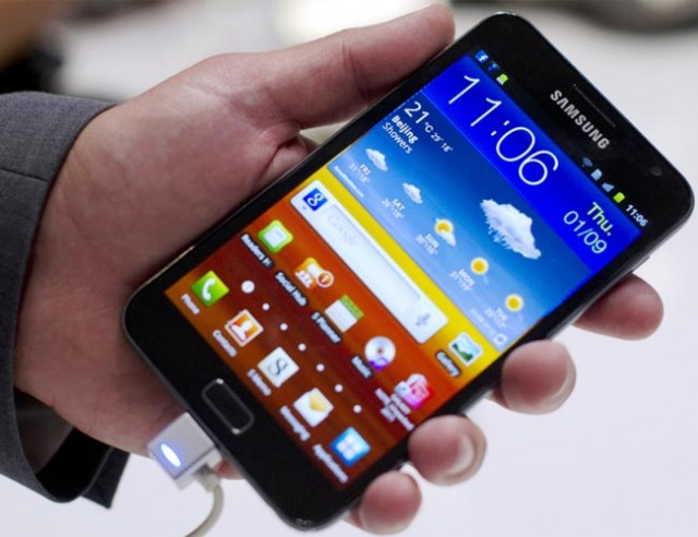 In Australia, Samsung scores rare patent win vs Apple