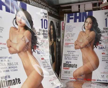 Veena Malik's nude picture: A publicity stunt?