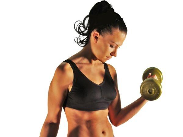 Women Can Lift Heavy Weights