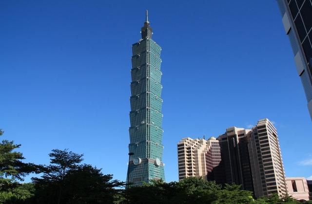 Grand Hyatt Hotel, Taipei, Taiwan