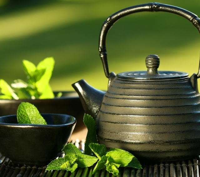 Green tea may trim