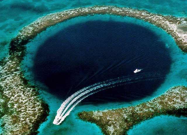 Great Blue Hole, Belize