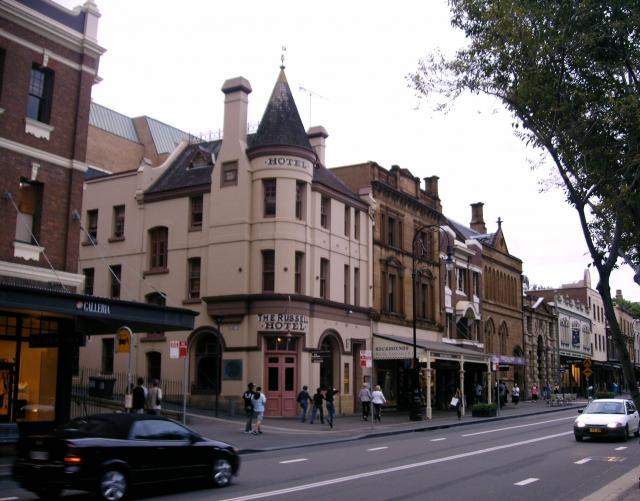 The Russell Hotel, Sydney, Australia