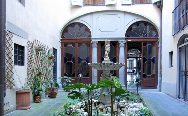 Hotel Burchianti, Florence, Italy