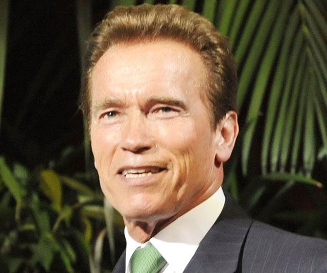 At 64, Schwarzenegger wants to do stunts himself