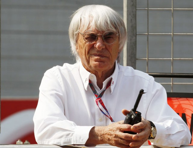 Europe virtually finished on Formula One calendar: Ecclestone