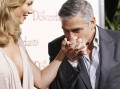 Clooney's girl gets to the bottom