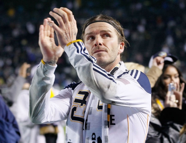 Beckham silences critics with MLS title success