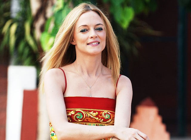 Heather Graham gets offer from SRK