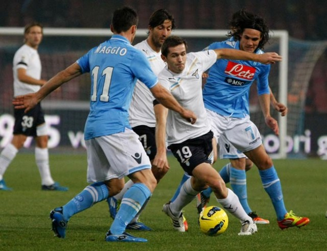 Lazio out to prove they