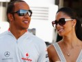 Nicole gives Hamilton a boost for Brazil