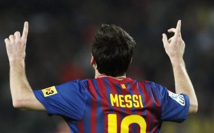 Messi won