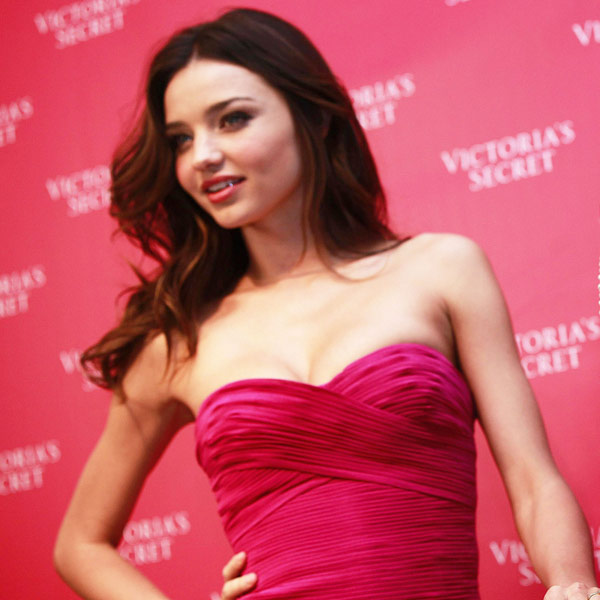 Miranda Kerr credits fit body to breastfeeding