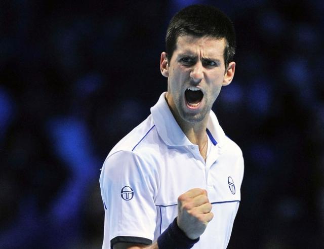 Djokovic passes Berdych test, woe for Murray