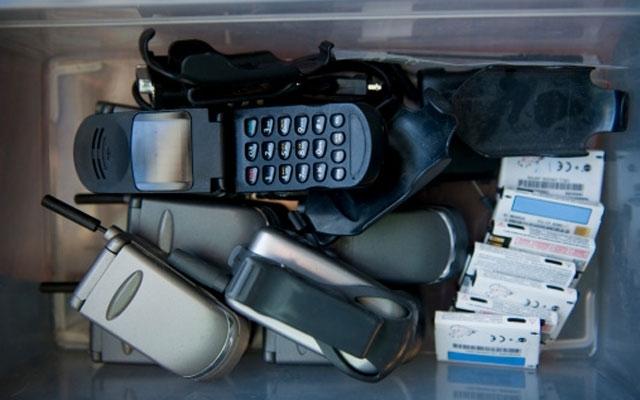 Cellphone batteries