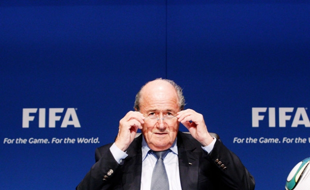 Blatter faces calls to resign in racism furor