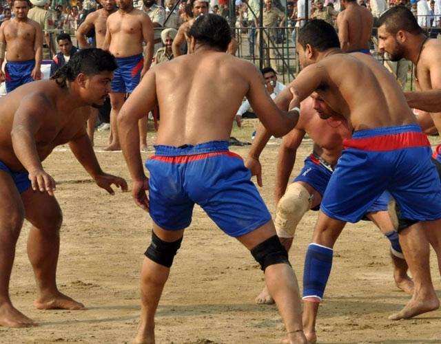 US team banned from World Cup kabaddi
