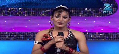 Rajasmita wins 'Dance India Dance 3'