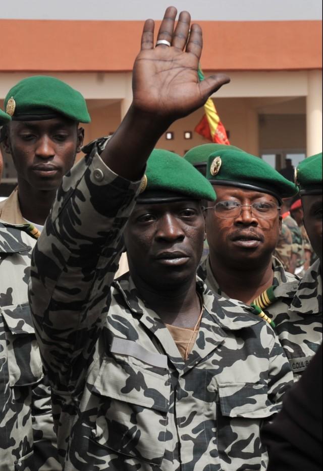 2012, Mali