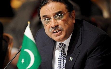 Pak President Zardari reaches Delhi