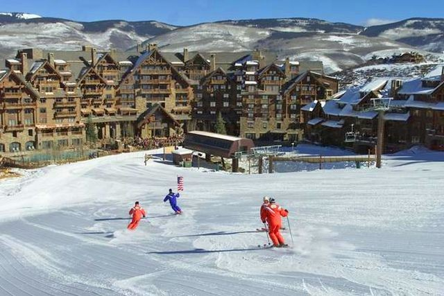 FOUR SEASONS RESIDENCE CLUB - Vail, Colorado