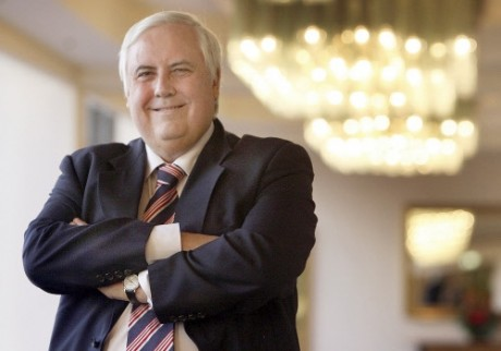 Clive Palmer 
