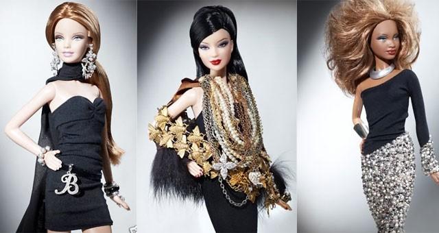 Lorraine Schwartz's diamond-studded Barbie