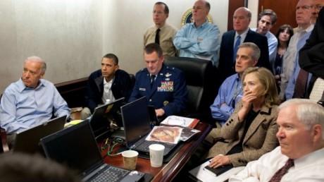 Obama makes Osama killing a campaign tool