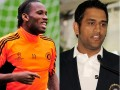 Drogba's favourite player: MS Dhoni