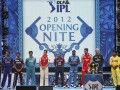 A dazzling ceremony launches IPL 5