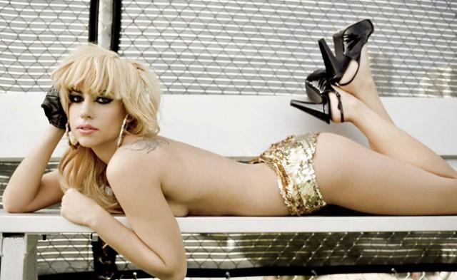 Stingy Gaga!