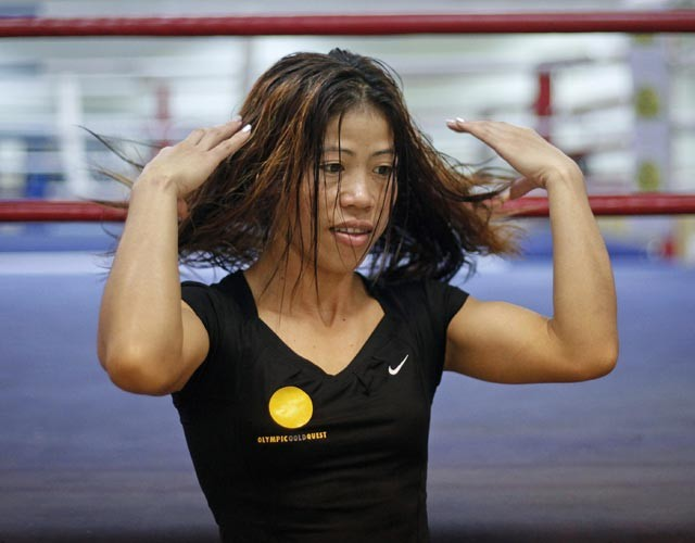 MC Mary Kom